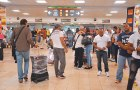 pasajeros aeropuertos Punta Cana y Las Américas, los aeropuertos de RD más transitados en 2016