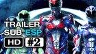 power rangers Mira el nuevo tráiler de los Power Rangers