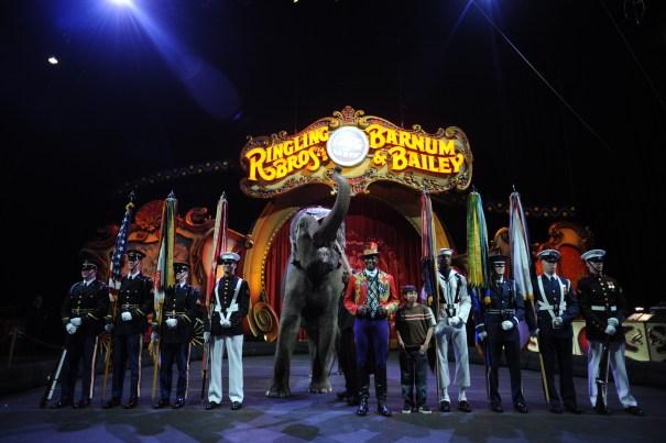 rb El circo Ringling Bros. cerrará para siempre