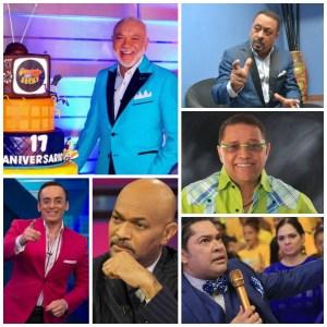 animadores Los animadores activos de la TV dominicana más viejos