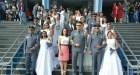 boda colectiva pn Boda Colectiva de 18 parejas de agentes de la PN