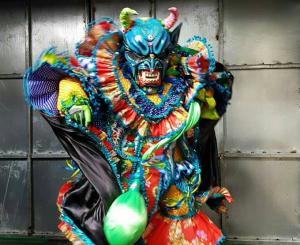 broncosveganos Los disfraces más caros del carnaval dominicano