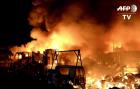 filipinas Incendio en Filipinas deja 15,000 personas sin casa