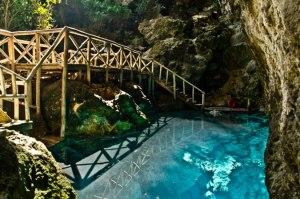 hoyo azul Los lugares ecoturísticos escondidos de República Dominicana