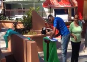 jarabacoa Jarabacoa comienza a firmar contra la impunidad