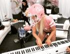 lady gaga Los pantis de Lady Gaga en el Super Bowl (fotos)