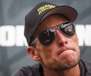 lance armstrong Lance Armstrong no sale de una…