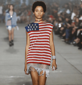 lineisy montero feliz La increíble historia de la modelo dominicana favorita de los diseñadores