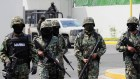 marina mexico Arrestan jefe sicarios de un hijo de El Chapo