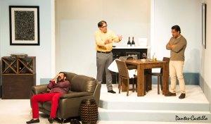 mujeres 'Nuestras Mujeres', versión teatral dominicana, logra éxito