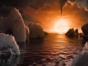 nasa3 Así sería vivir en uno de los 7 planetas recién descubiertos