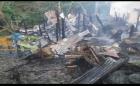 santiago Se incendian más de 20 viviendas de haitianos en Santiago