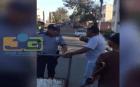 santiago3 Eliminan los carretilleros de las calles de Santiago