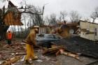tornado1 Seis tornados causan estragos en Houston