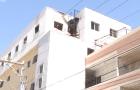 villa juana RD: Llega de EEUU incendia el apartamento y muere