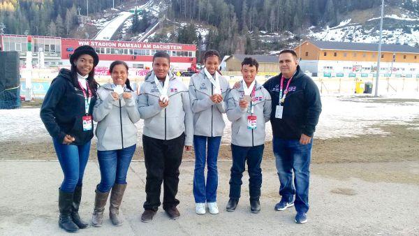 Dominicana se destaca en Olimpiadas Especiales