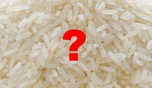 arroz 2 ¿Hay arroz plástico en República Dominicana?