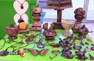 artesanos del reciclaje Dominicanos Artesanos del Reciclaje
