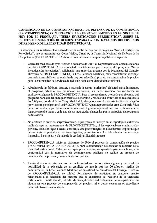 c6hslgyvmaad7ka ProCompetencia le responde a Nuria