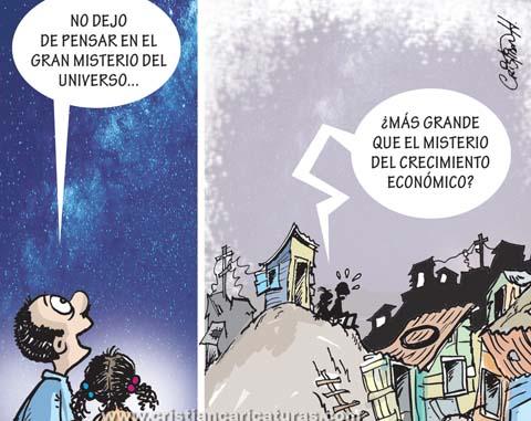 "caricatura Caricatura – ""El gran misterio..."""
