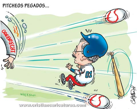 caricatura2 Caricatura – ¡Continúa la pelota caliente!