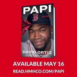 david ortiz Wepa! – Big Papi publicará su primer libro