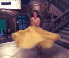 emma watson1 Los cuartos que se embolsilló Emma Watson por 'La Bella y la Bestia'