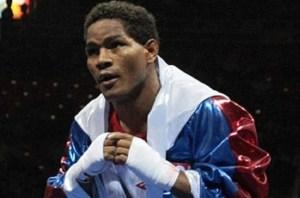 feliz Félix Díaz Guzmán anuncia su próxima pelea