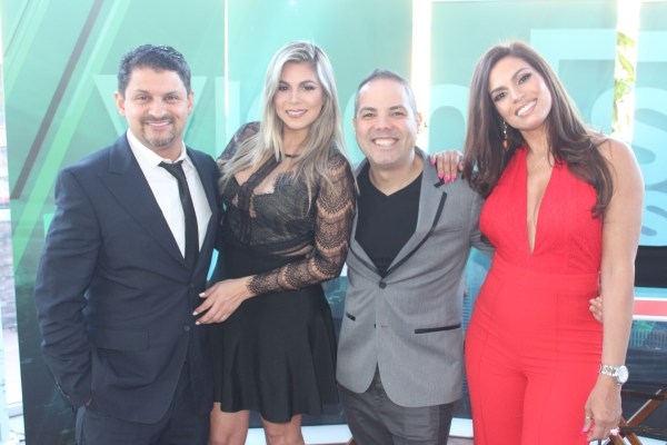 """img 4903 Univision lanza nuevo programa de entretenimiento """"Viernes y Más"""""""