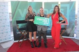 """img 4907 Univision lanza nuevo programa de entretenimiento """"Viernes y Más"""""""