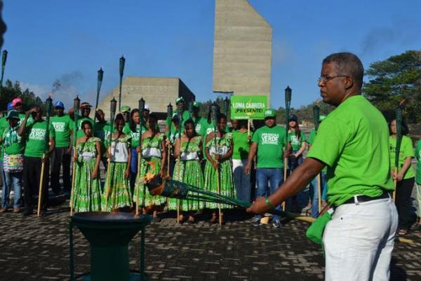 Llama Verde contra la impunidad