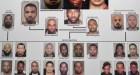 los sangrientos Involucran criollos en banda acusada de traficar pila de cocaína