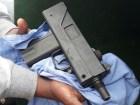 metralleta Incautan una metralleta en Puerto de Haina