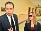 sarah pepc3a9n Sarah Pepén agredida en juicio (video)