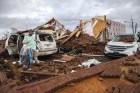 tornado Dos tornados golpean a Missouri
