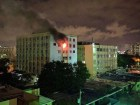 uce Detalles del incendio en el Centro Médico UCE