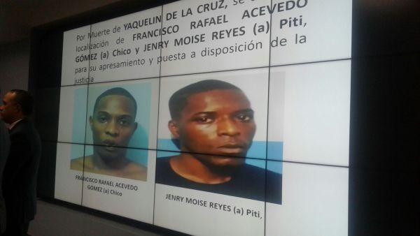 villa consuelo PN: Los asaltantes que mataron mujer en Villa Consuelo
