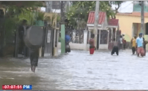 arenoso Se inunda al municipio de Arenoso