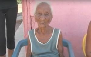 dona dddd Muere a los 109 años doña Oliva, la mujer más anciana de Azua