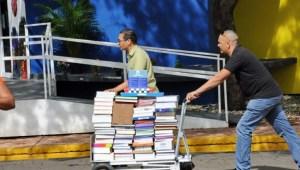 feria del libro Dale pa la Feria del Libro: anuncian rebaja