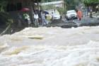 lluvias2 Van 14,695 personas desplazadas por lluvias en RD