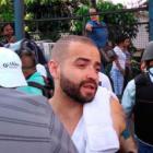 nach Venezuela: Lanzan gases lacrimógenos contra Nacho