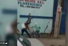 pantoja Video   Le dan hasta un 'suplex' a supuesto ladrón
