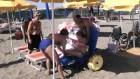 papa francisco1 Discapacitados podrán disfrutar de la playa gracias al papa Francisco