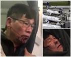 pasajero united United Airlines y pasajero arrastrado acuerdan