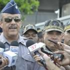pn La crema! Director de la policía tiene 132 agentes asignados a su escolta