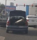 tipo con tanque de gas Por eso es que pasan las cosas
