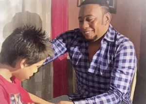 anthony santos Anthony Santos cumple sueño de niño discapacitado