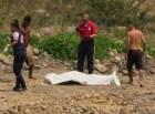 escena crimen Matan administrador de una finca de Pedro Martínez