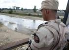 guardia militar frontera Enviarán un reguero de guardias pa' la frontera